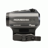 Sig Sauer Romeo4H Tactical 1x20mm ダットサイト