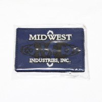 Midwest Industries Velcro Patch Blue