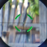 Trijicon Credo 1-6x24  Green MRAD Segmented Circle