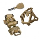 Wilcox night vision mount set TAN
