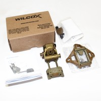 Wilcox ウィルコックス night vision mount set TAN
