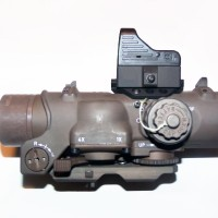 Elcan Auxiliary Picatinny Rail Mount