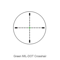 Trijicon AccuPoint 1-6x24 MIL-Dot Crosshair Green