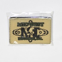 Midwest Industries Velcro Patch Brown