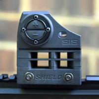 Shield Sights Switchable Interface Sight Red Dot